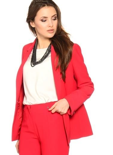 House Of Camellia Ceket Kırmızı